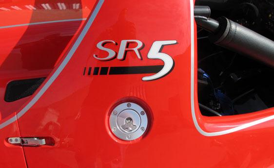 2008 Radical SR5 Spec Racer