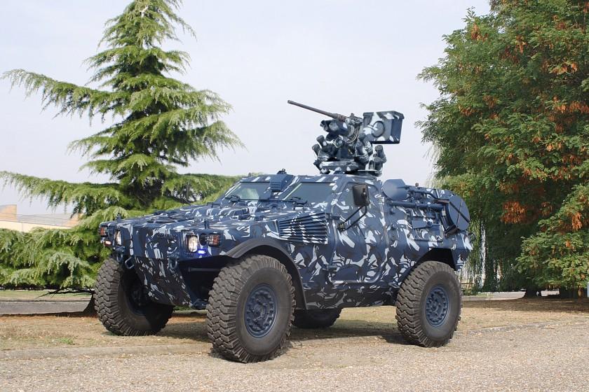2009 Panhard VBL MK 2 Kuwait Unclassiefied stefan marx Amberland