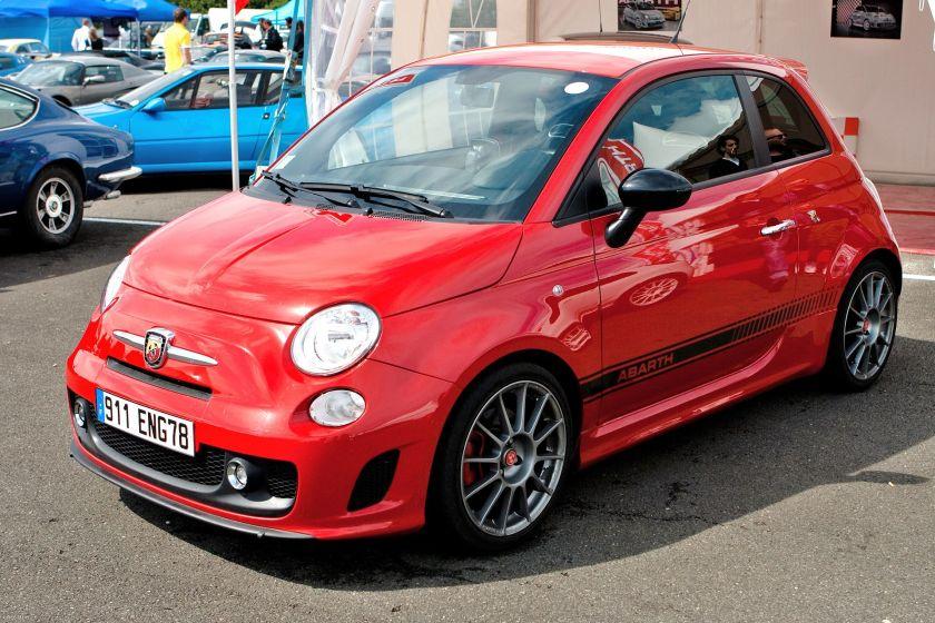 2010 Abarth 500