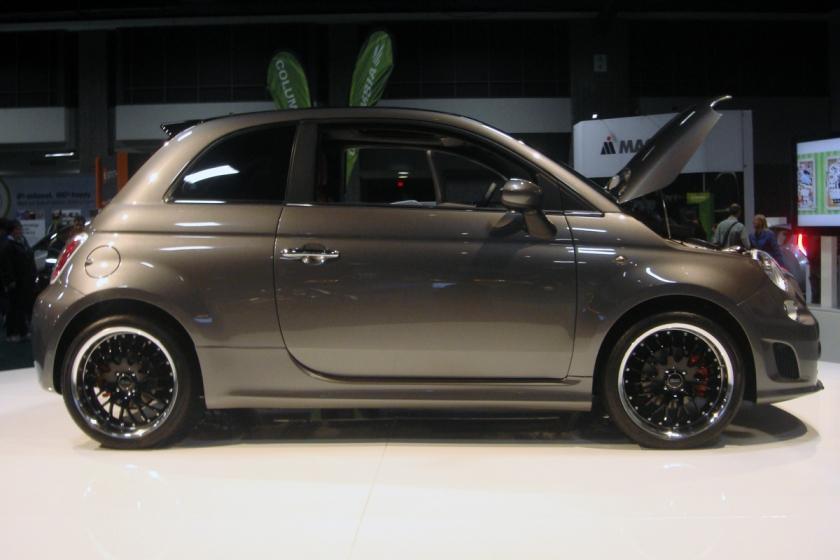 Fiat 500 Elettra BEB