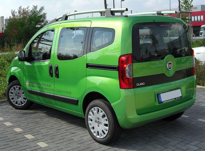 2010 Fiat Qubo