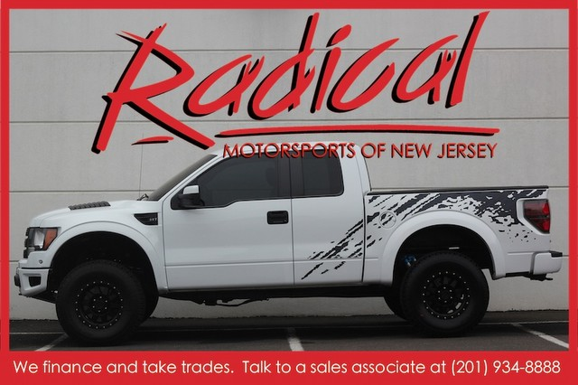 2010 Ford F-150 SVT Raptor in Ramsey, New Jersey