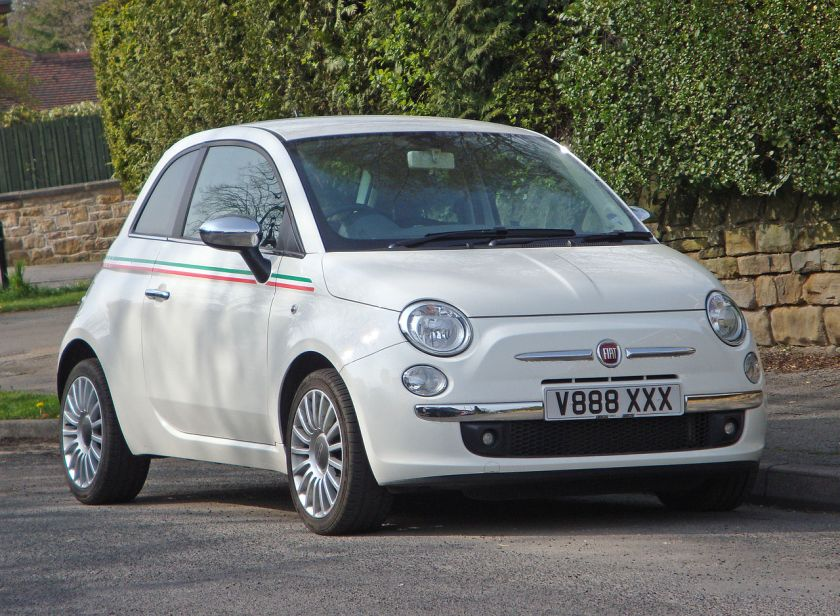 2011 Fiat re-entered the North American market with the new Fiat 500