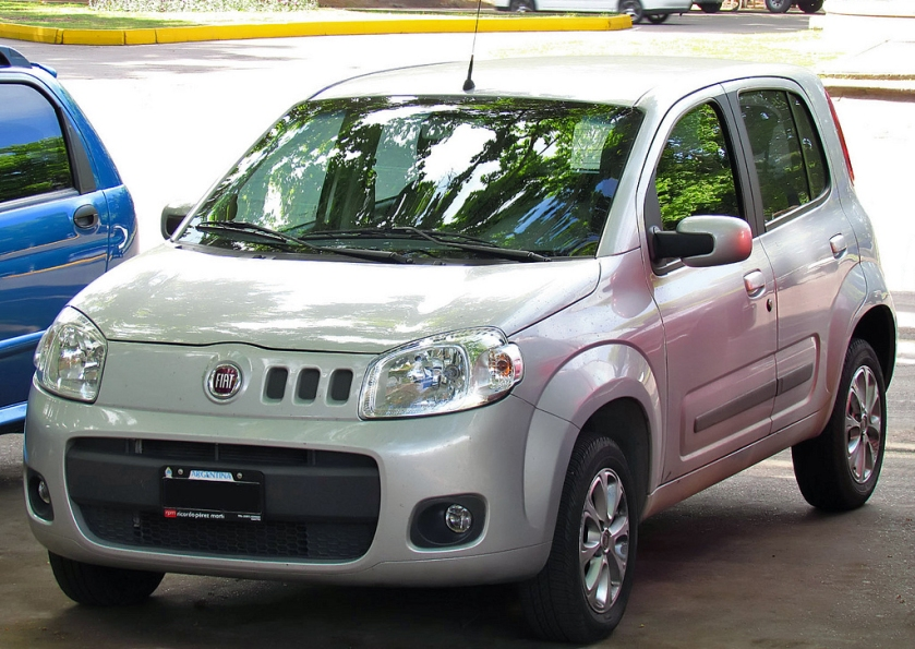 2011 Fiat Uno 1.4 Attractive in Argentina