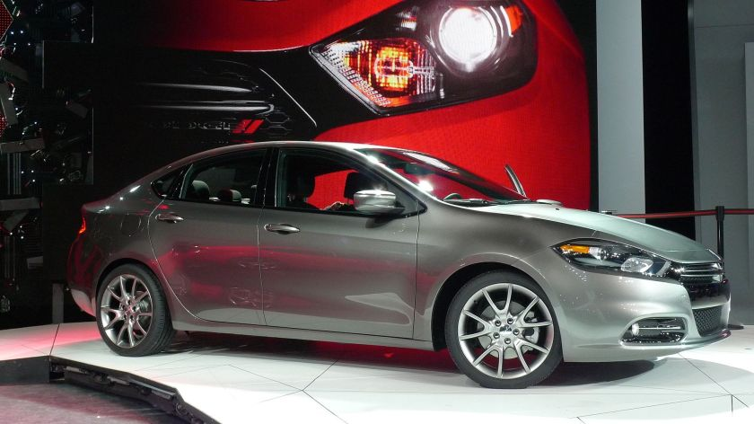 2014 Dodge Dart will be the future Fiat Tempra in Brazil