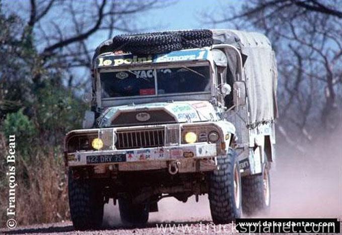 ALM-ACMAT - TDK Dakar