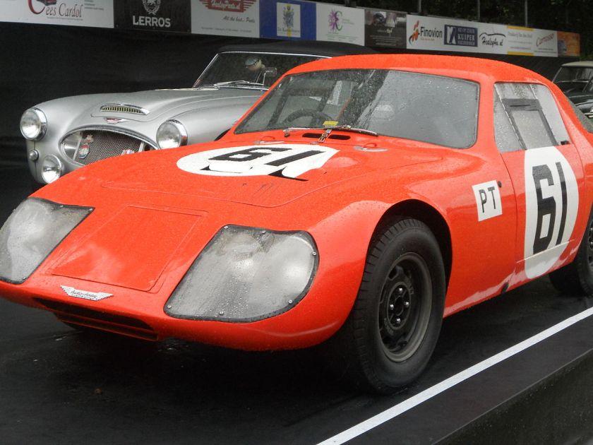 Austin-Healey Sebring Sprite Coupe