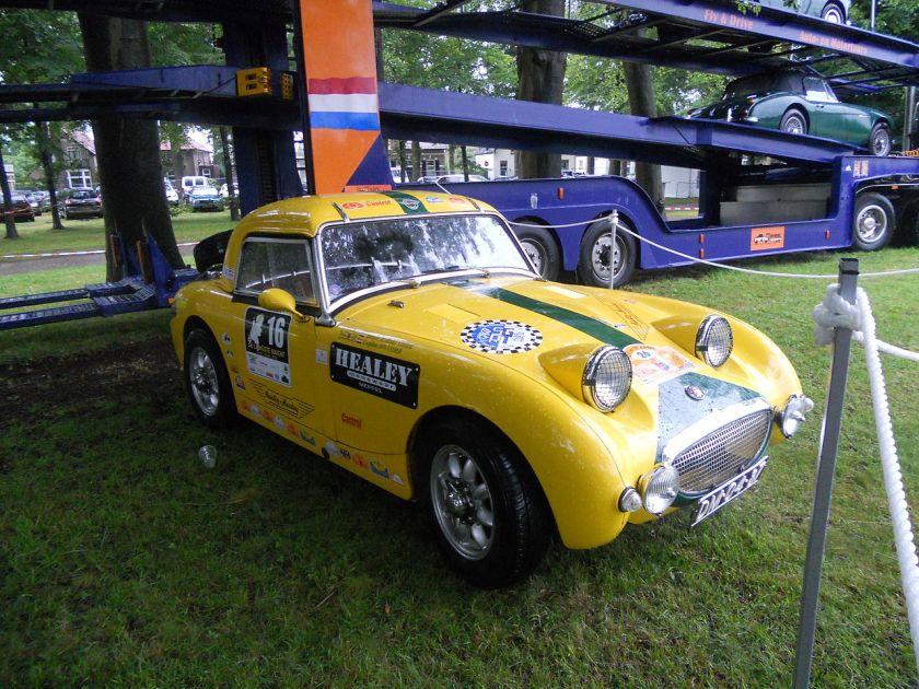 Austin-Healey Sprite Mk I