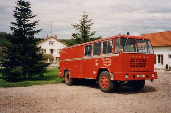 Berliet Firebrigade