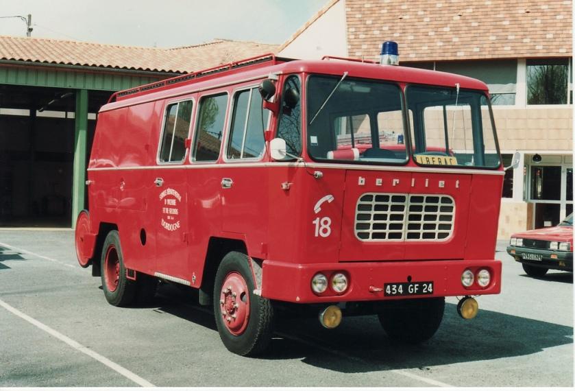 Berliet GAK fourgon