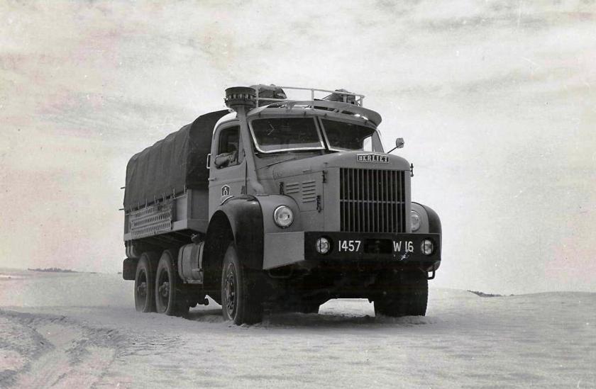 Berliet GBC 6X6