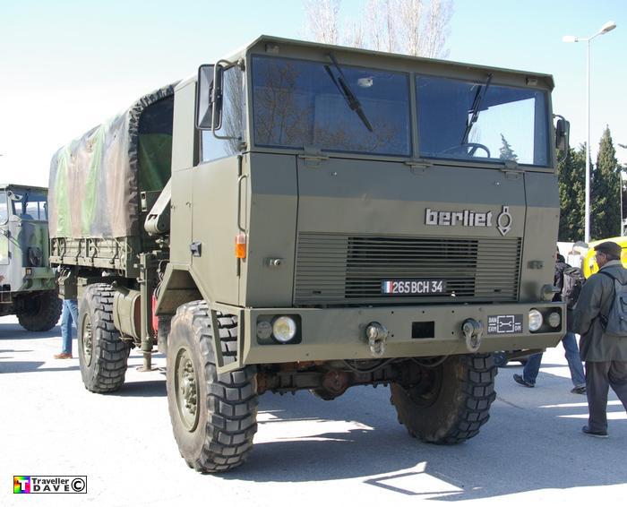 Berliet GBD 4x4