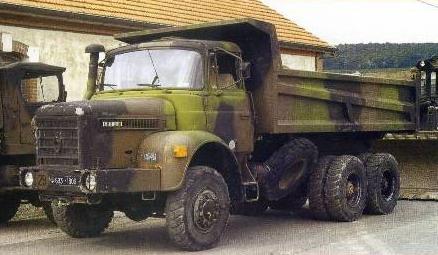 Berliet GBH280 6x6