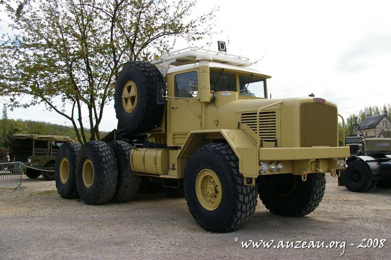 Berliet GBO 15 P 6x6