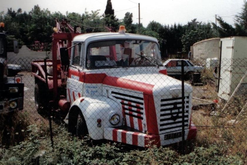 Berliet GLR 10 à cabine M3 Relaxe