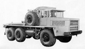 Berliet GPO 6x6