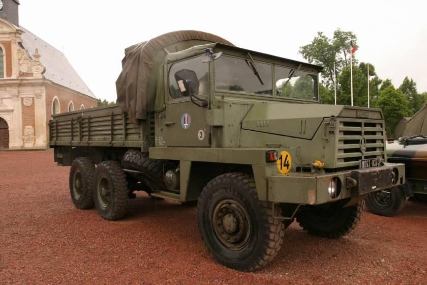 Berliet military GBC 8KT
