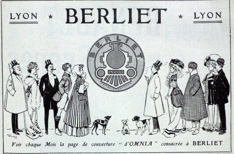 Berliet Omnia