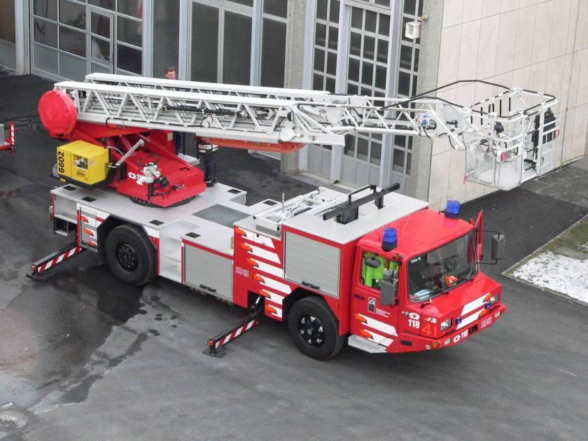 Berliet Pompiers lausanne 2