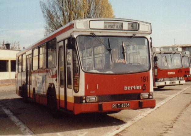 Berliet PR 110 polonais12.