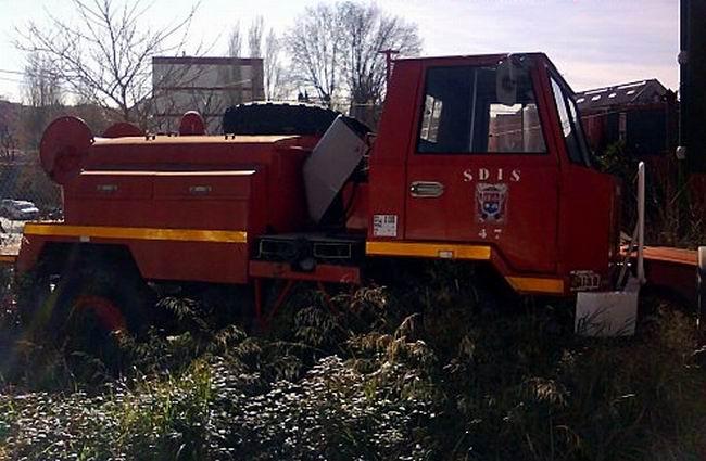 Berliet Sapeur Pompier xx