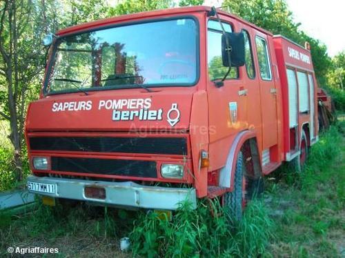 berliet Sapeur pompiers b
