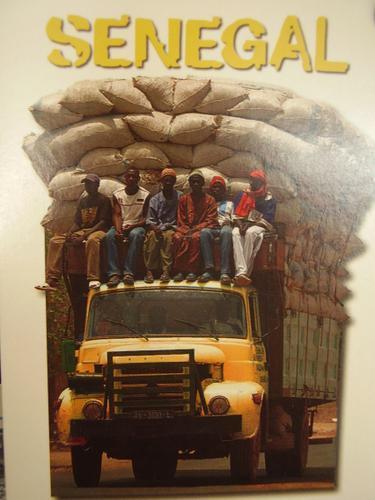Berliet Senegal