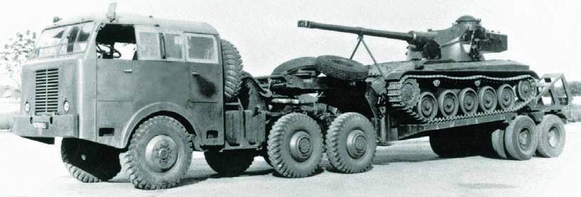 Berliet T6 15 6x6