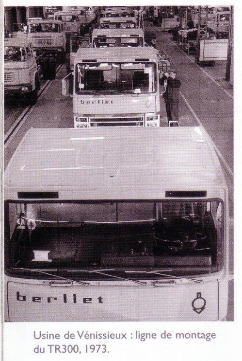 BERLIET TR Cabine KB2400