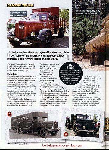 Berliet trucking3b