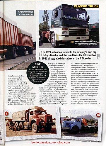 Berliet trucking6b
