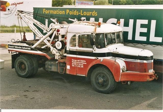 Berliet vrai GLM ancien des Transports ATA