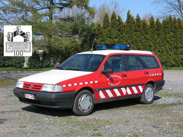 commandowagen Fiat Tempra
