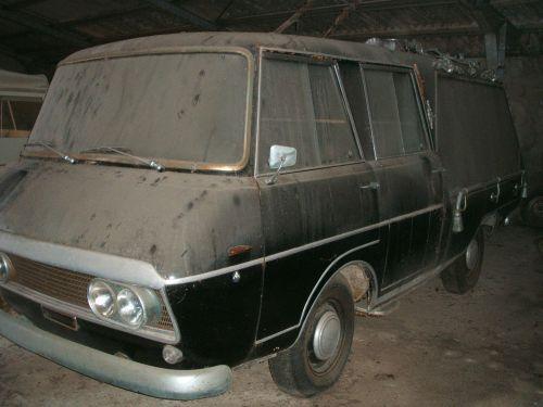 Fiat 1100 Carro Funebre
