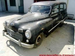 FIAT 1100 EL 1952 CARROZZATO MON