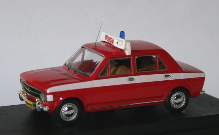 Fiat 128 brandweer Heerlen