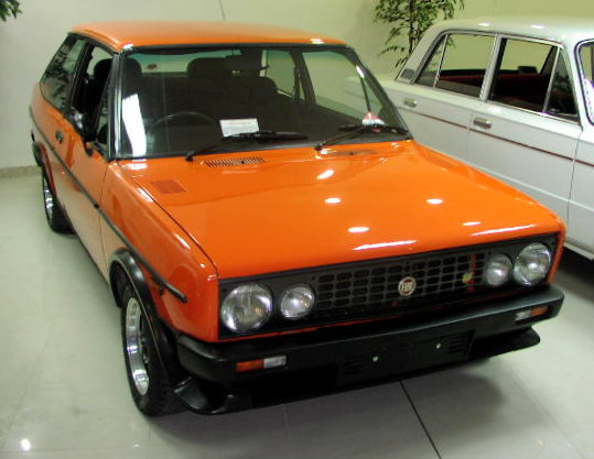 Fiat 131 2000 Racing