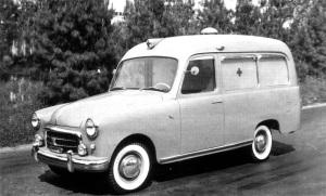 Fiat 1400 e 1900 fuoriserie