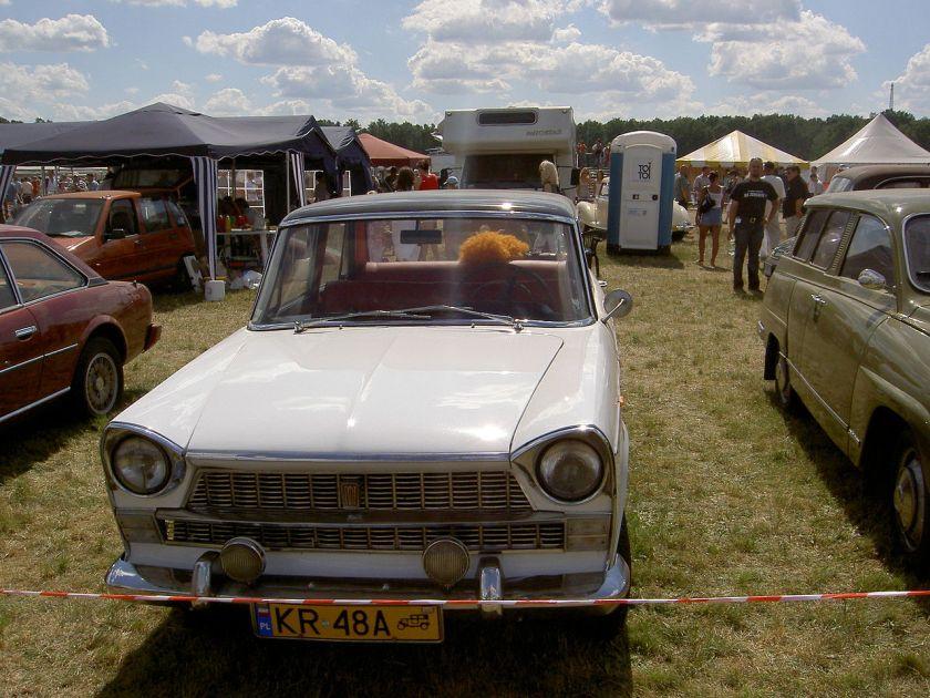 Fiat 1800 KR
