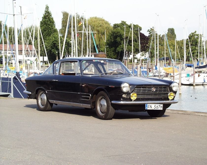 Fiat 2300 S Coupe 2. Series