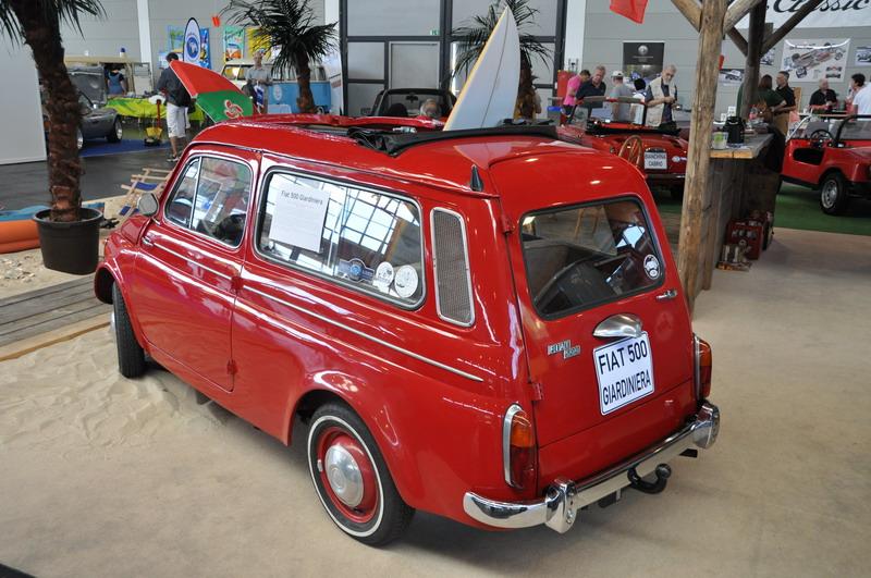 Fiat 500 Gardiniera