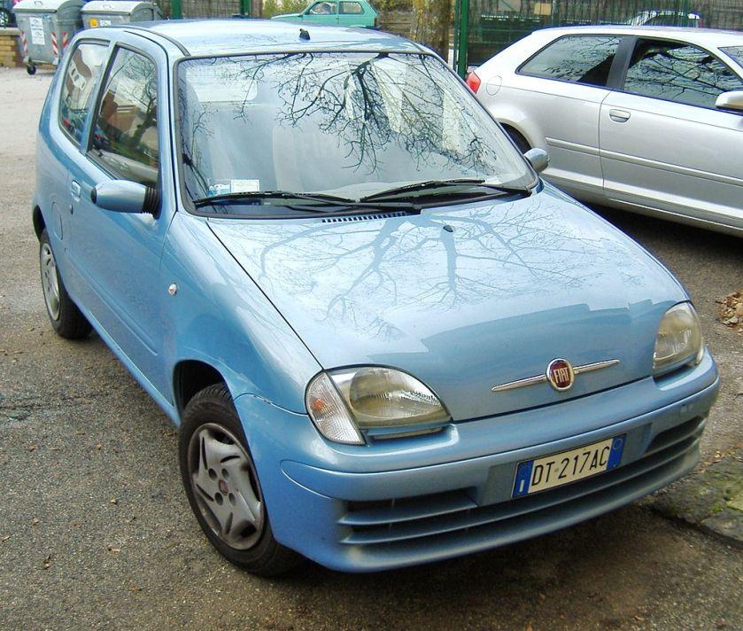 Fiat 600 Active