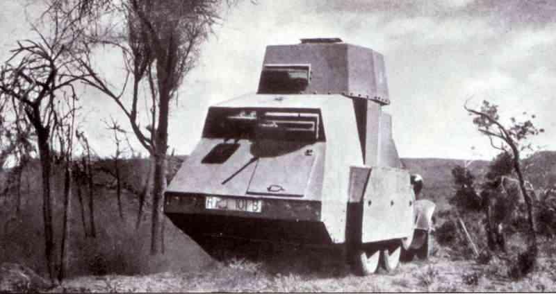 Fiat 611 fuga