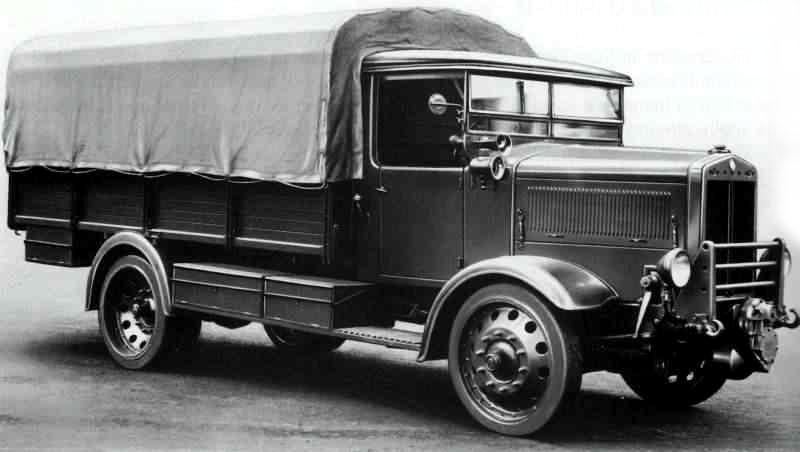 Fiat 633NM (diesel) del Regio Esercito