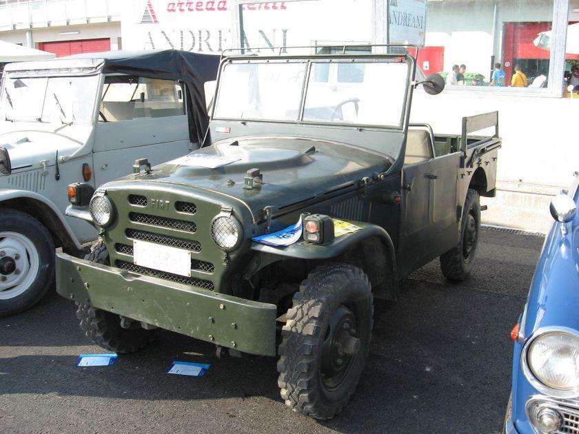 Fiat Campagnola Mk1