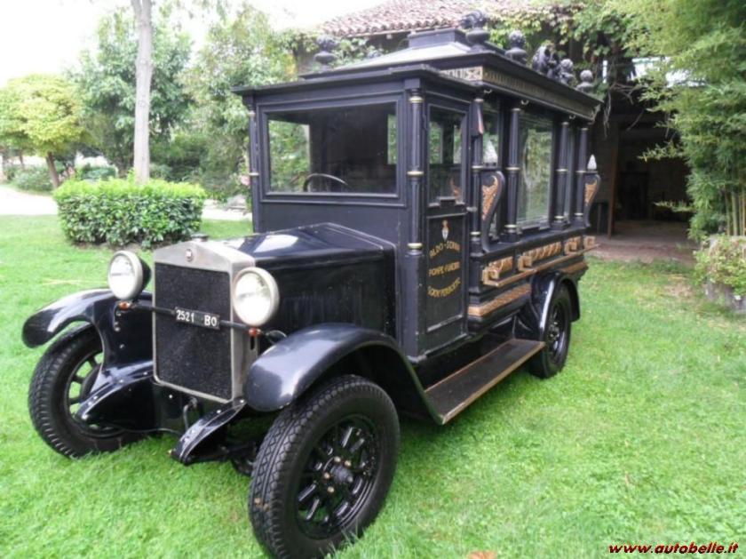 FIAT CARRO FUNEBRE (174324) Spec