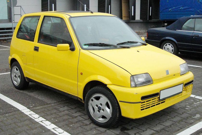 Fiat Cinquecento Sporting a