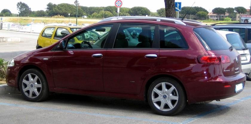 Fiat CROMA arr