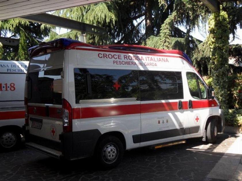 FIAT Ducato, Croce Rossa Italiana