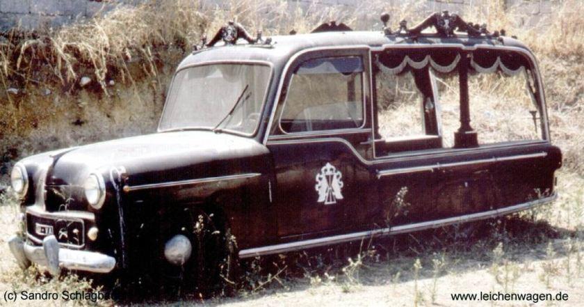 Fiat Lijkwagen 1